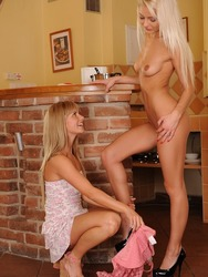 Czech Pinky June And Bella Baby