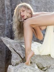 Petite Blonde Cute Nika N