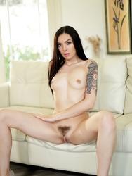 Sexy Tattooed Marley Brinx