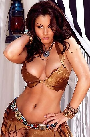 Aria Giovanni Hot Sexy Nude Babe