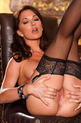 Destiny Dixon In Stockings