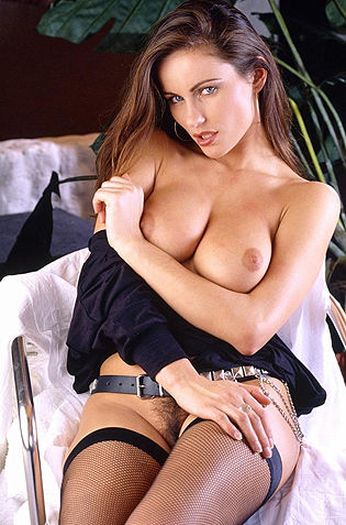 Kyla Cole In Stockings