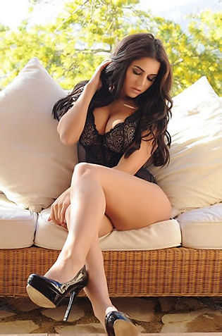 Charlotte Springer Looking Sexy