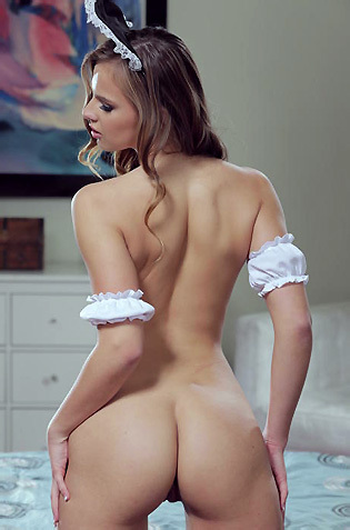 Wicked Maid Getting Naked