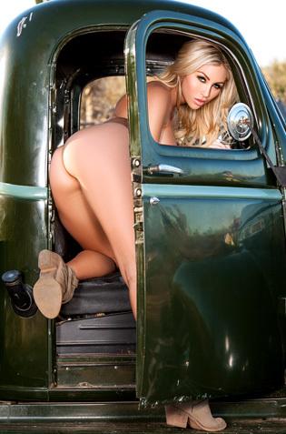 Playboy Babe Khloe Terae