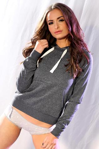 Sarah Hot Brunette College Girl