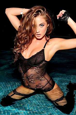 Beautiful Chloe Goodman