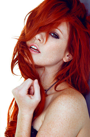 Playboy Babe Ariel Ryan And Other Redheads