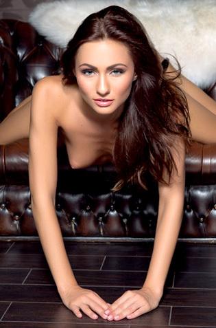 Sexy Playmate Michaela Isizzu