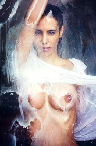 Glamour Babe Elisa Meliani
