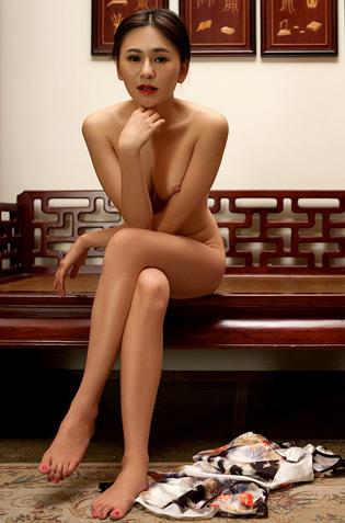 Playboy Bunny Wu Muxi