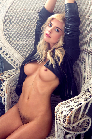 Playboy Babe Rachel Harris