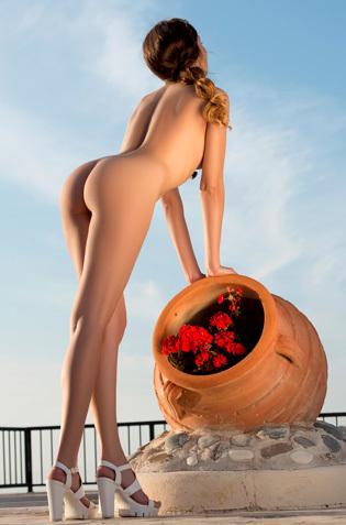 Playboy Babe Martina