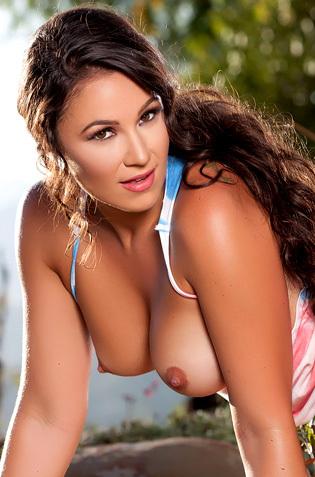 Playboy Babe Candace Leilani