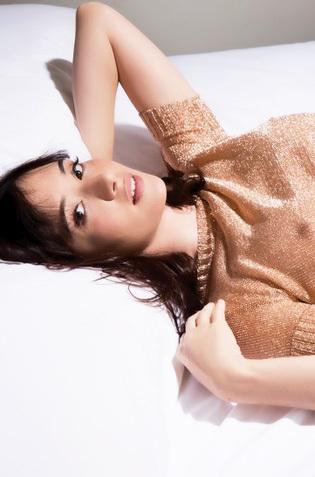 Sexy Celebrity Sara Malakul Lane Topless