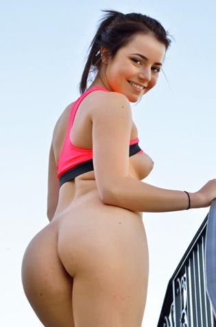 Kylie Firm Sporty Girl