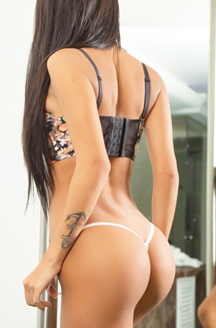 Denisse Gomez Amazing Ass