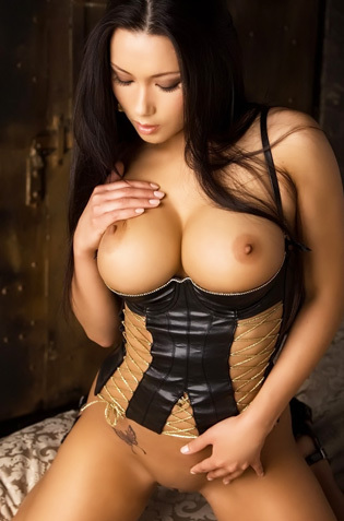 Julri Is An Exotic Beauty And Sassy Server