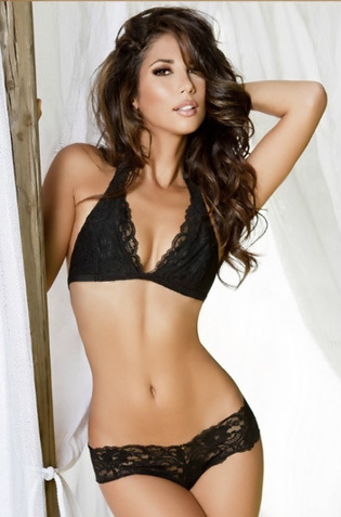 Sexy Leilani Dowding
