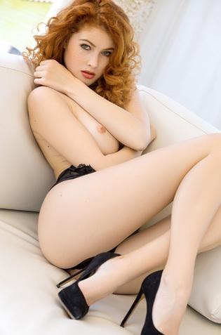 Newcomer Heidi Romanova