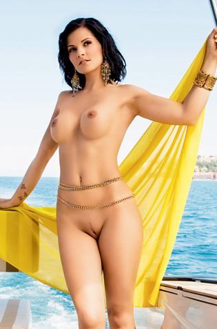 Ana Dravinec Playboy Slovenia