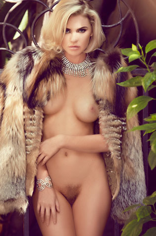 Kayslee Collins By Playboy