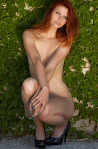 Redhead Bitch Klarissa