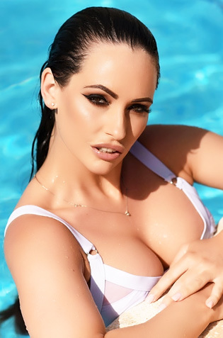 Beauty In The Pool