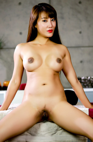 Asian Strip Mall Massage: Tiffany Rain