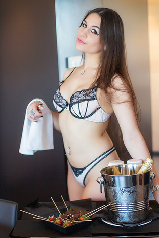 Room Service By Clara Sweet