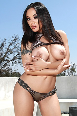 Asian Anal Superstar Kaylani